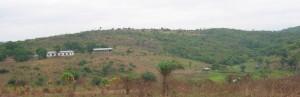 Site Loukanga vue générale